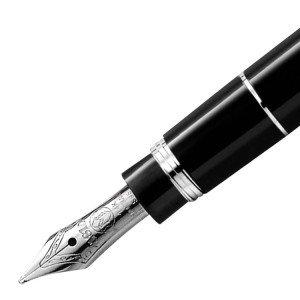Etui Zippé orange pour 1 stylo